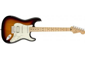 Fender Player Stratocaster HSS 3-Color Sunburst - Maple - Elektro Gitar