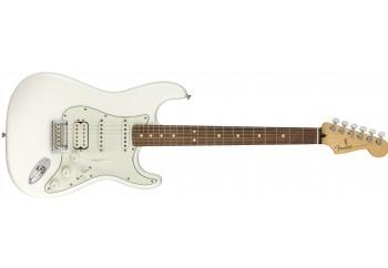 Fender Player Stratocaster HSS Polar White - Pau Ferro - Elektro Gitar