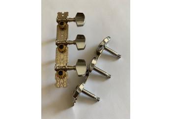 Dr. Parts AMH0101 CR- Krom - Akustik Gitar Burgusu