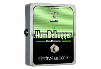 electro-harmonix Hum Debugger Hum Eliminator Pedal - Gitar Pedalı