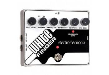 electro-harmonix White Finger Analog Optical - Compressor Pedalı