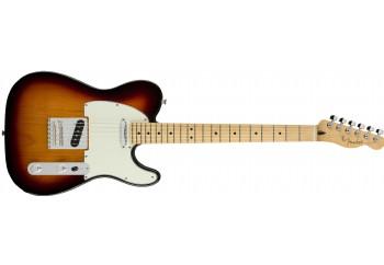 Fender Player Telecaster 3-Color Sunburst - Maple