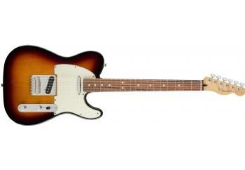 Fender Player Telecaster 3-Color Sunburst - Pau Ferro