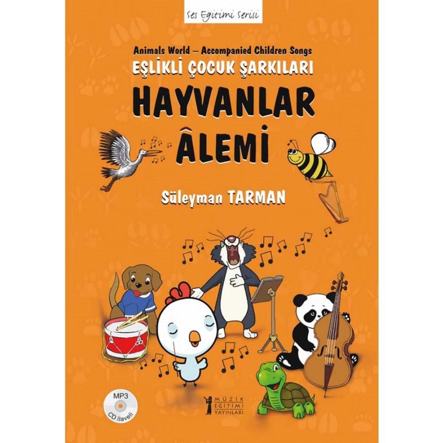 Hayvanlar Alemi - Eşlikli Çocuk Şarkıları