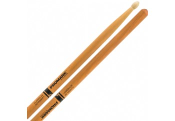 Promark ActiveGrip Clear Hickory Drum Sticks 5A - Baget