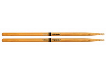 Promark Forward ActiveGrip Clear Drum Sticks with Acorn Tips 7A - Baget