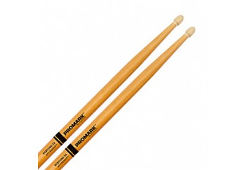 Promark Rebound ActiveGrip Clear Drum Sticks with Acorn Tips 5A - Baget