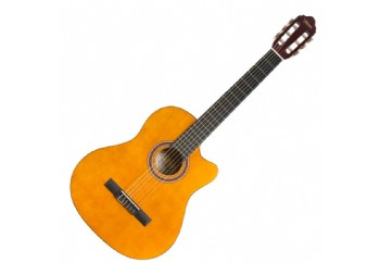 Valencia VC104C Naturel - Klasik Gitar
