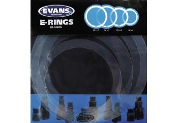 Evans E-RINGS ER-Fusion Set - Davul Susturucu Set
