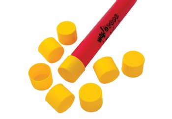 Wak-a-Tubes Wak-a-Caps 8li Paket - Oktav Kapakları