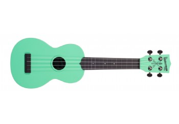 Kala Soprano Waterman Matte Sea Foam Green - Soprano Ukulele
