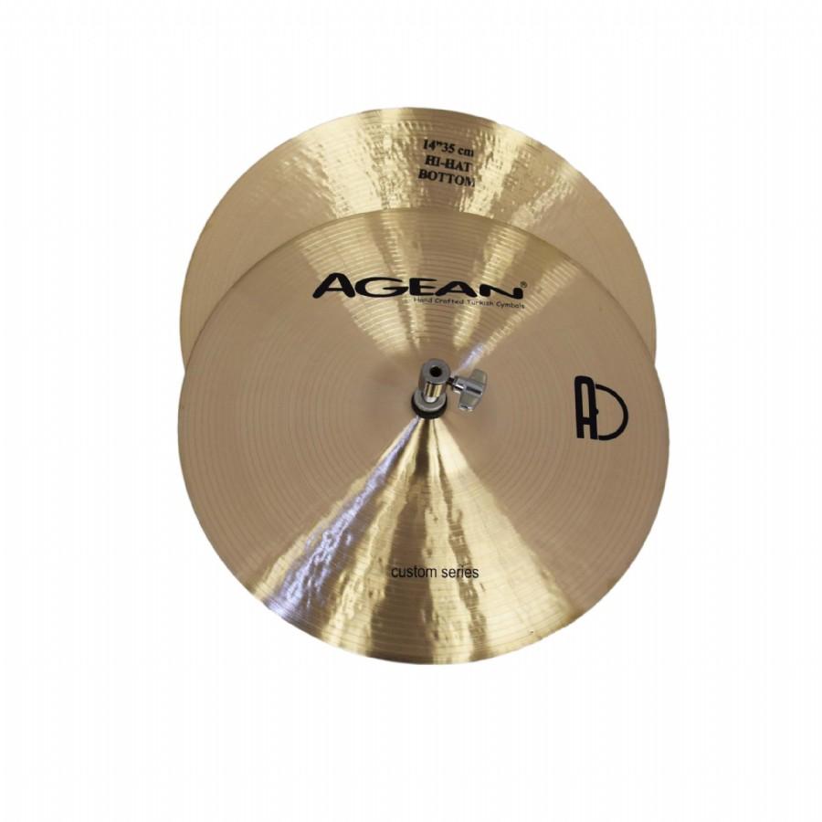 Agean Custom Series Hi-Hat