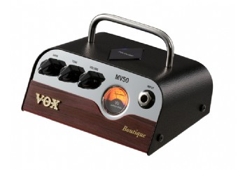 Vox MV50-BQ 50-watt Hybrid Tube Head - Kafa Amfisi