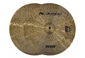 Agean Silver Hi-Hat  10 inç - Hi-Hat