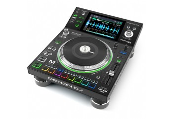 "Denon DJ SC5000M Professional DJ Media Player with Motorized Platter and 7"" Multi-Touch Display - Motorize Platter'li Profesyonel Digital Player"