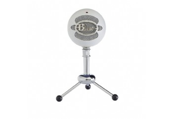 Blue Snowball Classic Studio-Quality  White