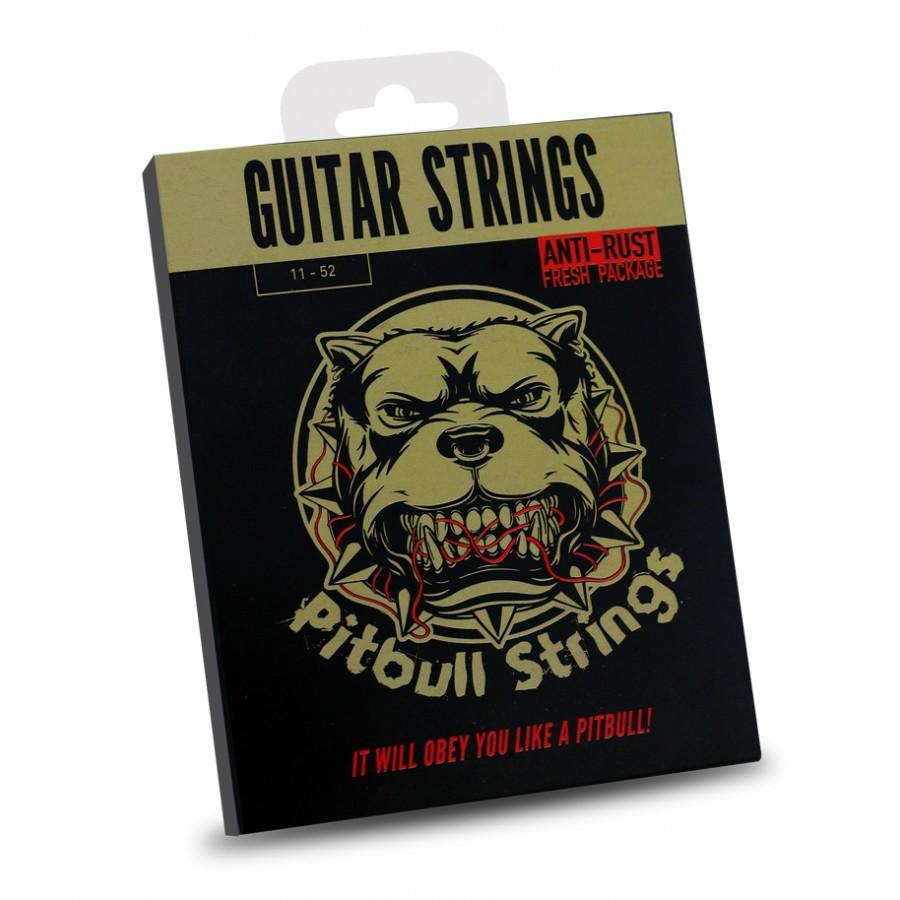 Pitbull Strings Gold Series GAG EL PB Extra Light