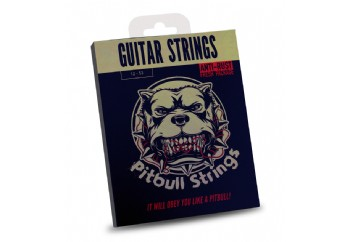 Pitbull Strings Gold Series GAG 12-53 L Takım Tel - Akustik Gitar Teli 012-053