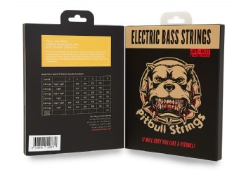 Pitbull Strings Gold Series GEB-4 SL Super Light-Takım Tel