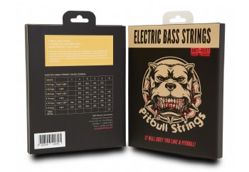 Pitbull Strings Gold Series GEB-5 SL Super Light Takım Tel