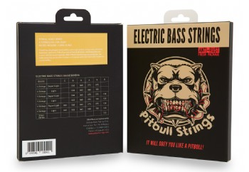 Pitbull Strings Gold Series GEB-5 L Light