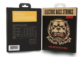 Pitbull Strings Gold Series GEB-6 SL Super Light
