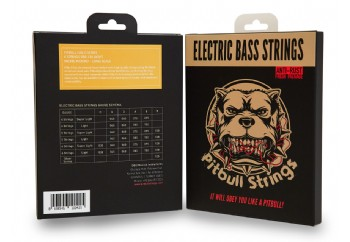 Pitbull Strings Gold Series GEB-6 L Light Takım Tel
