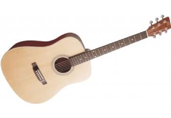 SX SD204 Natural - Akustik Gitar