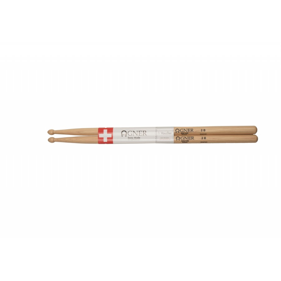Agner Drumsticks Hickory Series