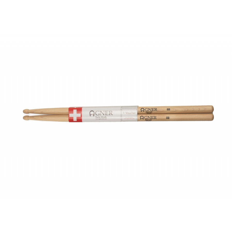 Agner Drumsticks Hickory Series