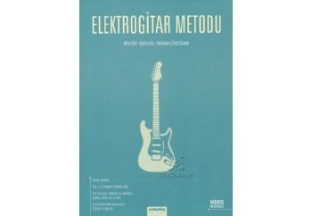 Elektro Gitar Metodu Kitap - Bülent İşbilen & Burak Erdoğan