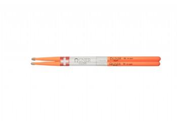 Agner Drumsticks UV Light Orange 5A - Baget