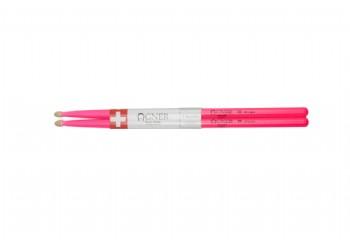 Agner Drumsticks UV Light Pink 5A - Baget