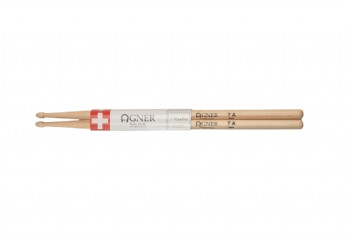 Agner Drumsticks Maple Series 7A - Baget