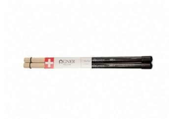 Agner Drumsticks WB4 Wood - Fırça Baget