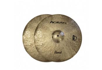Agean Stoned Hi-Hat  10 inç - Hi-Hat