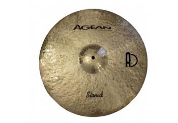 Agean Stoned Crash 18 inç - Crash