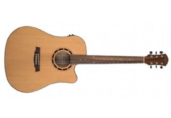 Kozmos KDA-20CE Naturel - Elektro Akustik Gitar