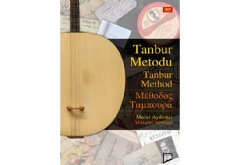 Tanbur Metodu (DVD'li) Kitap - Murat Aydemir