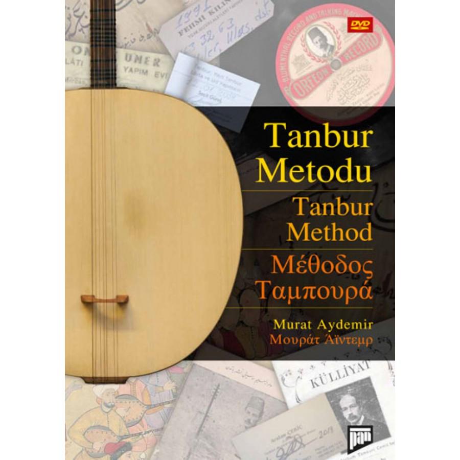 Tanbur Metodu (DVD'li)