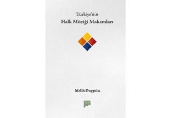 Türkiye'nin Halk Müziği Makamları Kitap