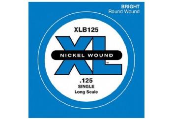 D'Addario Nickel Wound Single Long Scale .125 - Bas Gitar Tek Telleri