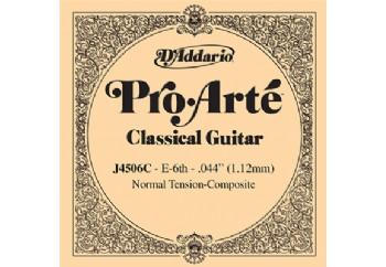 D'Addario Classic Guitar Normal Tension-Composite Single