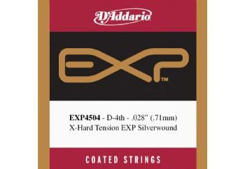 D'Addario X-Hard Tension EXP Silverwound Single