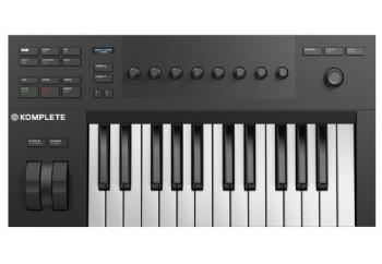 Native Instruments Komplete Kontrol A25 - MIDI Klavye - 25 Tuş