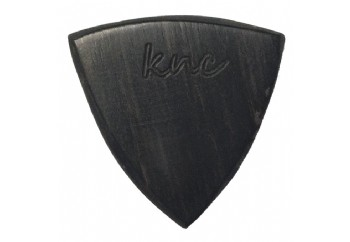 KNC Picks Ebony Triangle 1,5mm - Abanoz Pena
