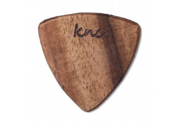 KNC Picks Walnut Triangle 1,5mm - Ceviz Pena