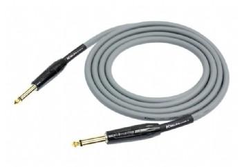 KIRLIN IP181BFG3MGA 18 AWG 1/4 Mono Plug - Enstrüman Kablosu (3 mt)