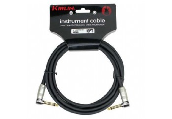 KIRLIN IP203PR3MBK - Enstrüman Kablosu (3mt)