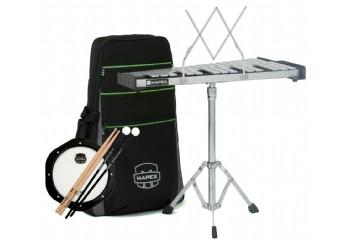 Mapex MPK32P Backpack Percussion Kit - Metalofon & Çalışma Pedi